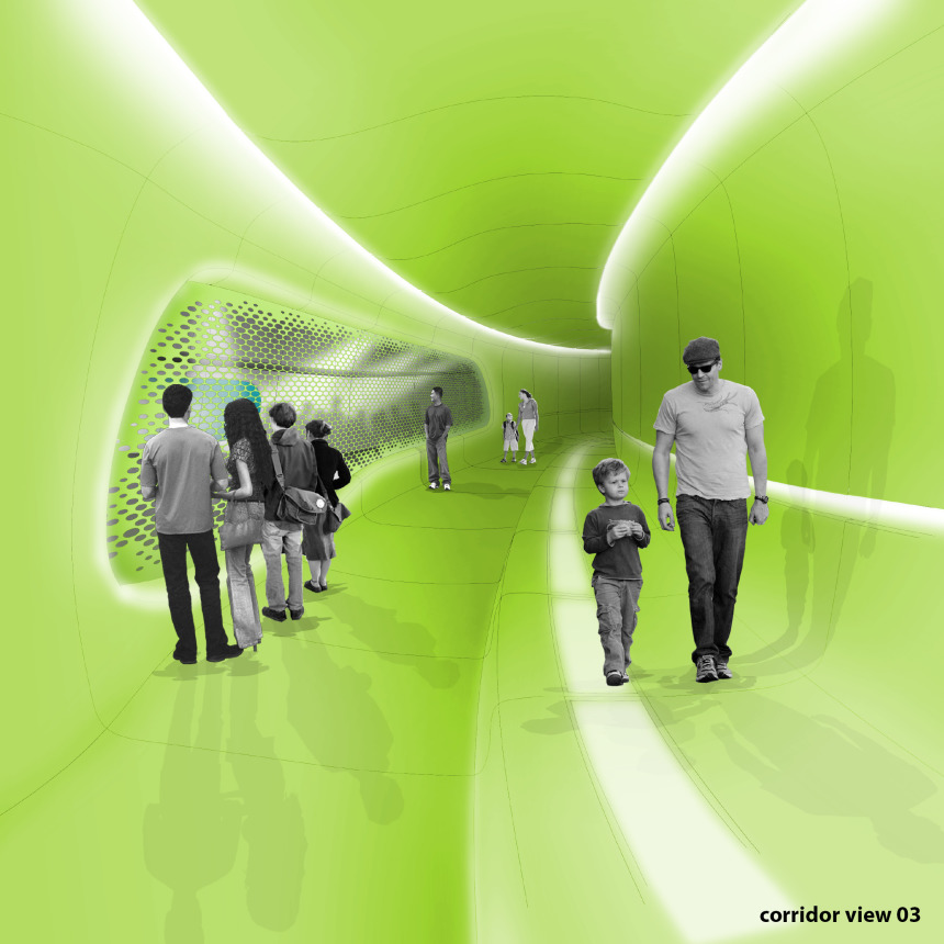 corridor - view 3