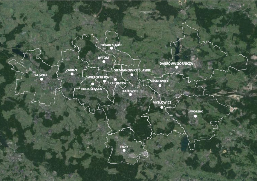 mapa analiza